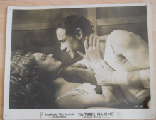 Three Maxims/Show Goes On, Gaumont British Pictures Still, Anna Neagle, '38 (a)